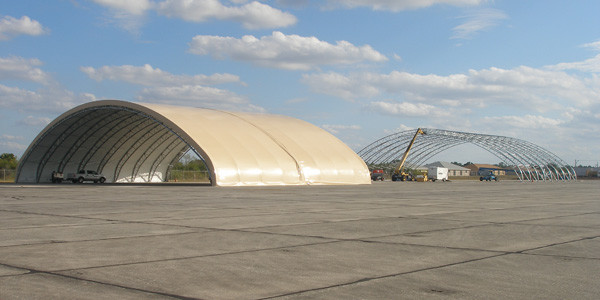 About Big Top's Fabric Buildings